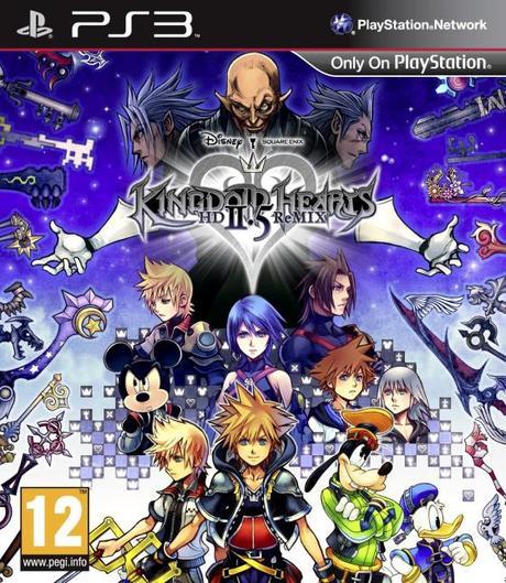 Sous Titres Kingdom Hearts HD ReMIX 2.5