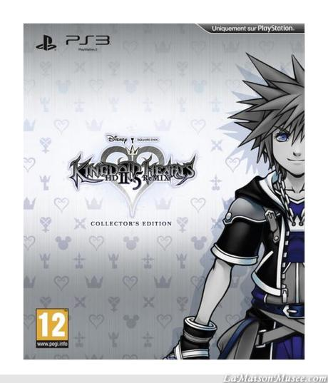 Collector Edition Kingdom Hearts HD ReMIX