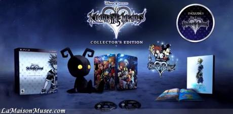 Amazon Kingdom Hearts Edition Collector