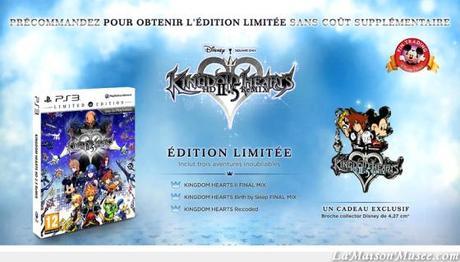 Artwork Kingdom Hearts Collector