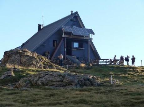 refuge de Barroude dans les Hautes-Pyrénées