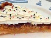 tarte sablée frangipane poire-pistache chocolat