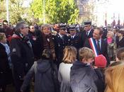 Incidents lors cérémonie novembre Gaillon entre maire libre pensée