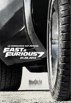 Fast & Furious 7 : Une bande-annonce totalement Furious !