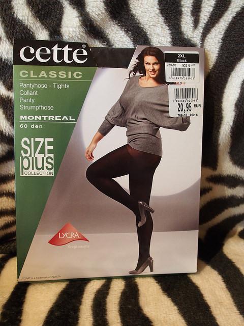 ee2d486a858cb Guide des Collants Grande Taille – Plus Size Tights Guide | À Voir