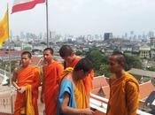 Bangkok, city asiat' tradition modernité côtoient