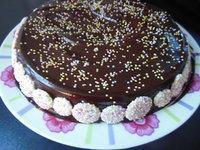 Gâteau au chocolat avec glaçage effet miroir/ Lasagnes aux fruits de mer/ Mug Cake au chocolat