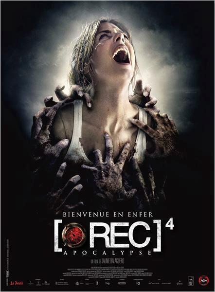 Cinéma Rec 4 / The November Man