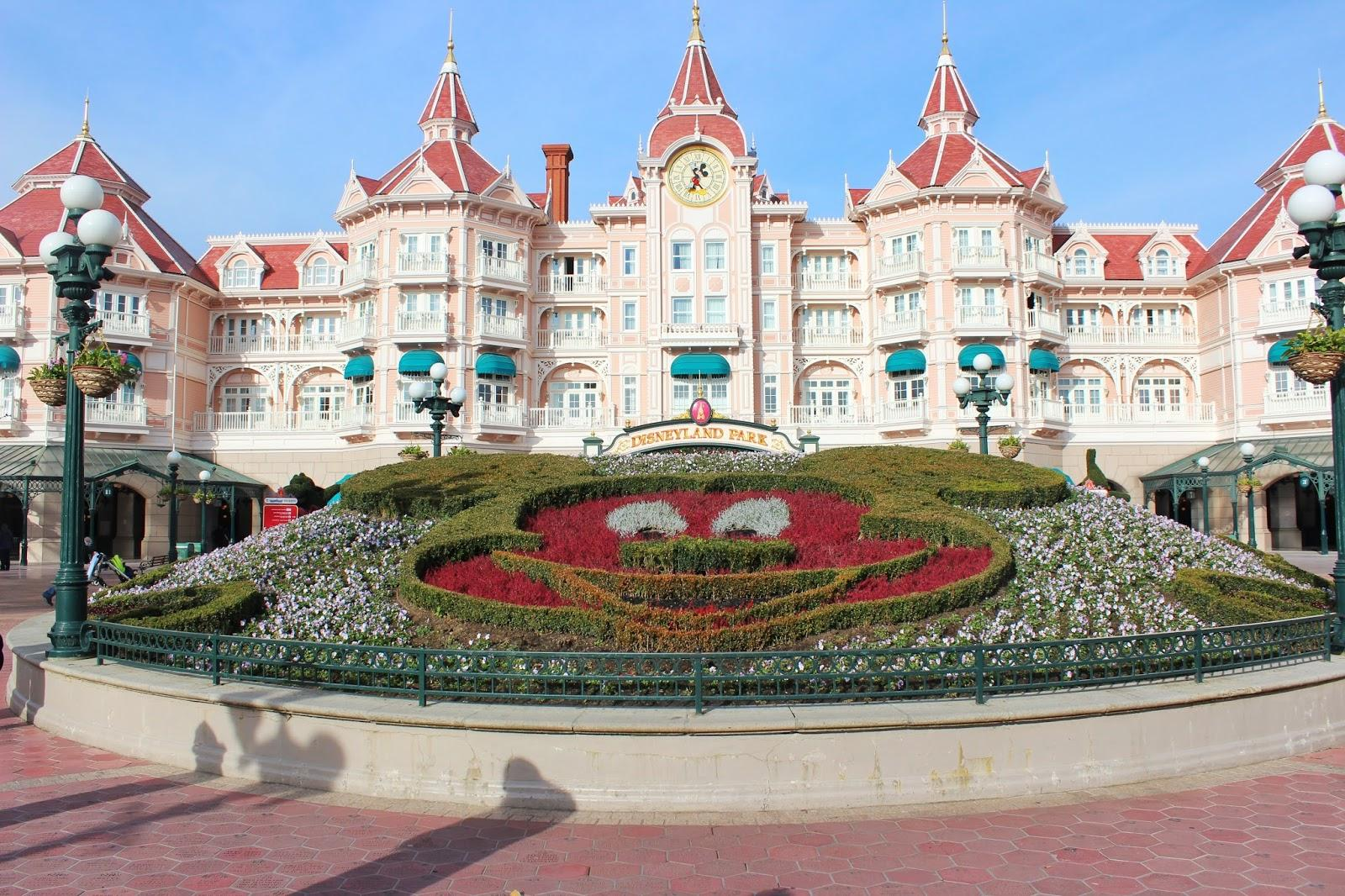 Disneyland Paris - Noël 2014