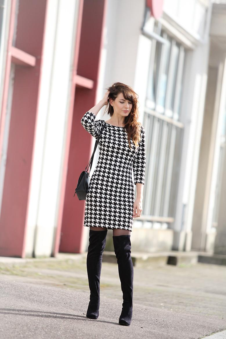robe pied de poule October 14