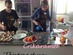 Voilà salon blog culinaire Soissons 2014 terminé...