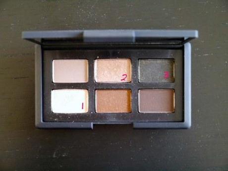 And God Created the Woman LA palette incontournable de chez Nars (*tuto make up 16*) - Charonbelli's blog beauté