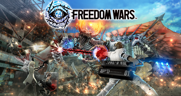 Freedom Wars 620x330 Test : Freedom Wars   PS Vita