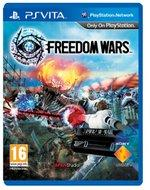 Jaquette Freedom Wars Test : Freedom Wars   PS Vita