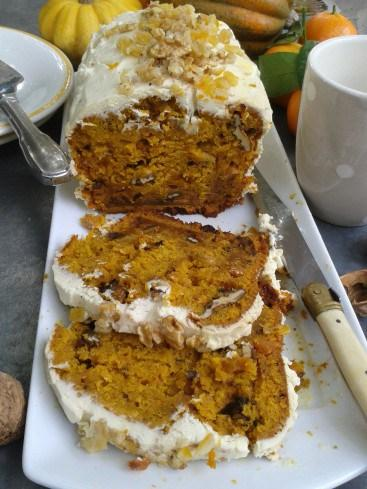pumpkin carrot cake 4