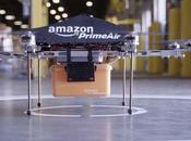 Amazon cherche pilotes pour livrer colis drones