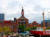ville Baltimore: vibrante surprenante