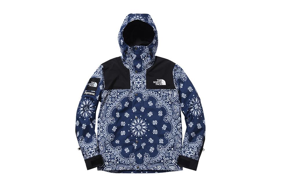SUPREME X THE NORTH FACE – F/W 2014 COLLECTION