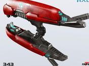 Geek réplique armes Halo