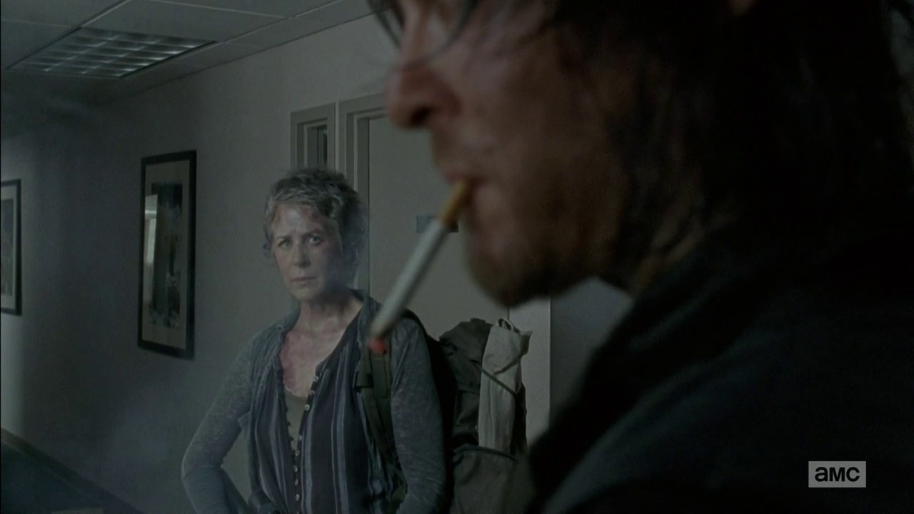 Les critiques // The Walking Dead : Saison 5. Episode 6. Consumed.