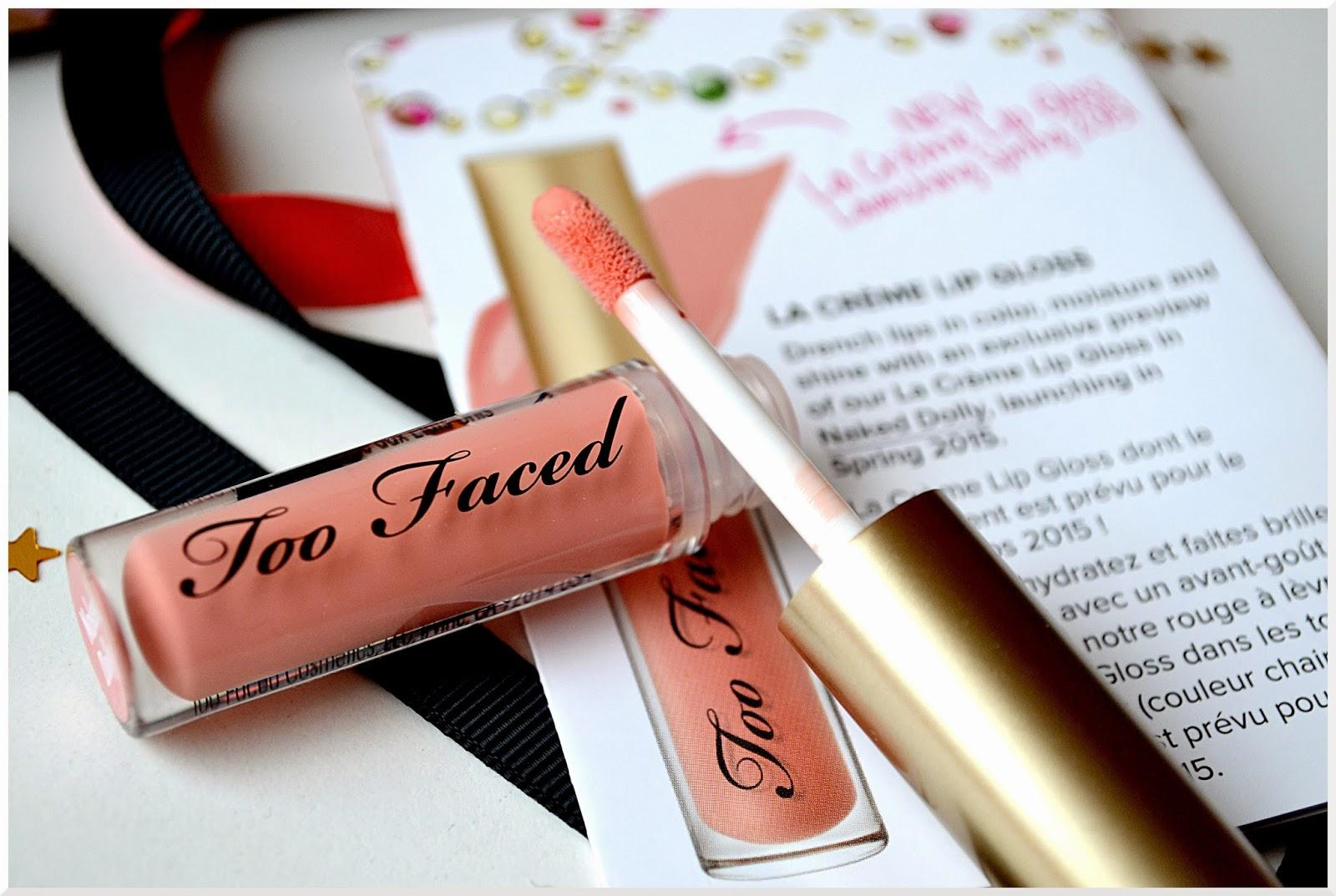 La palette Beauty Wishes & Sweet Kisses de Too Faced : revue et swatchs !