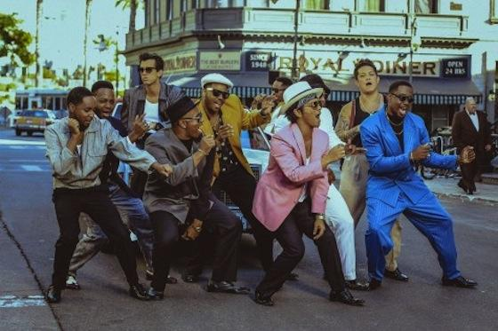 NEW MUSIC VIDEO: MARK RONSON feat BRUNO MARS – « UPTOWN FUNK »