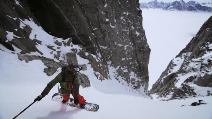 The North Face- Mica to Greenland Teaser by Sherpas Cinema snow