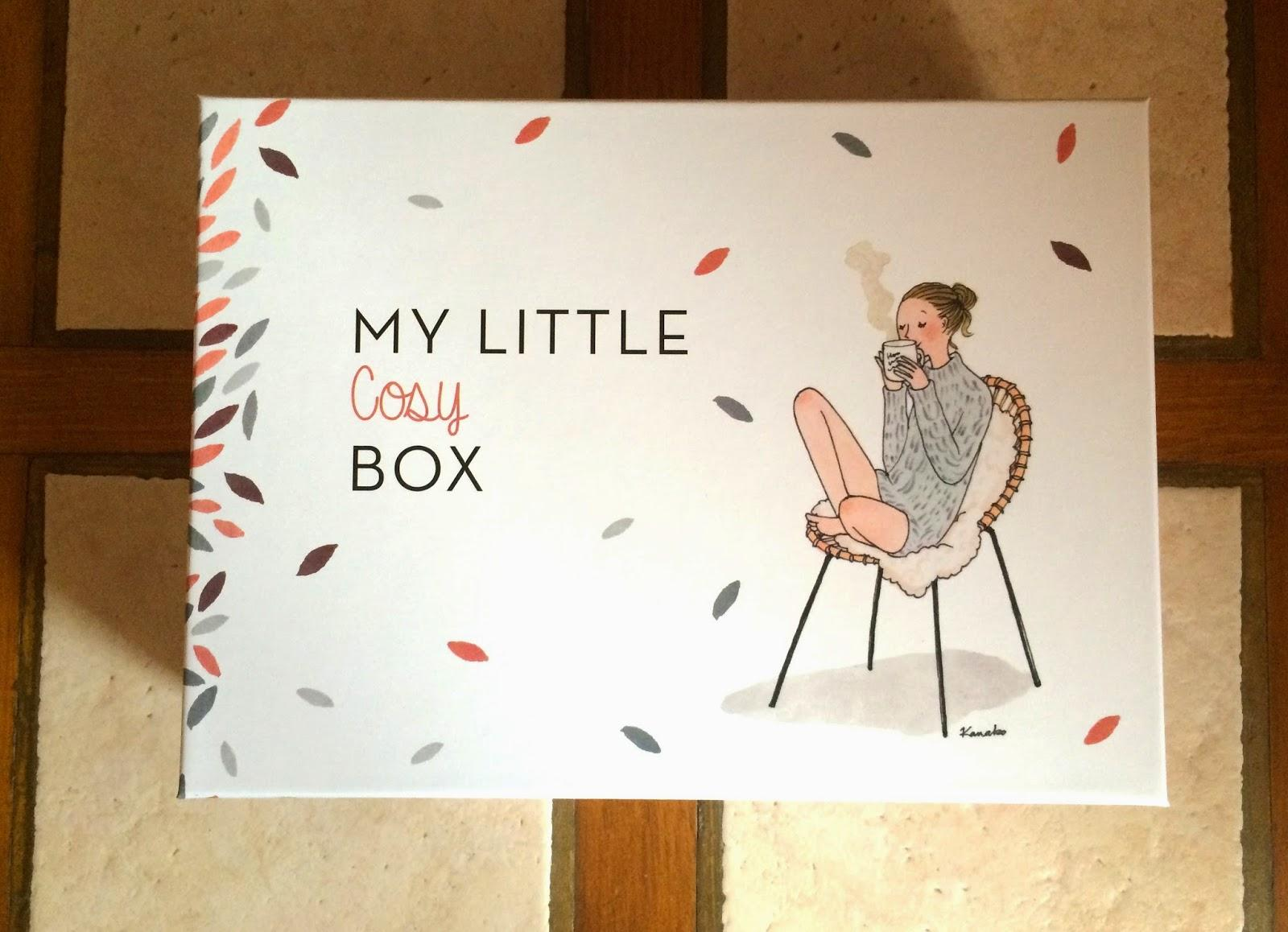 MY LITTLE COSY BOX