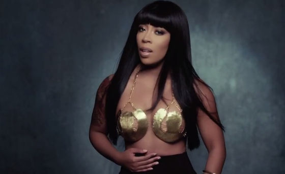 K. Michelle – Maybe I Should Call (Official Music Video)