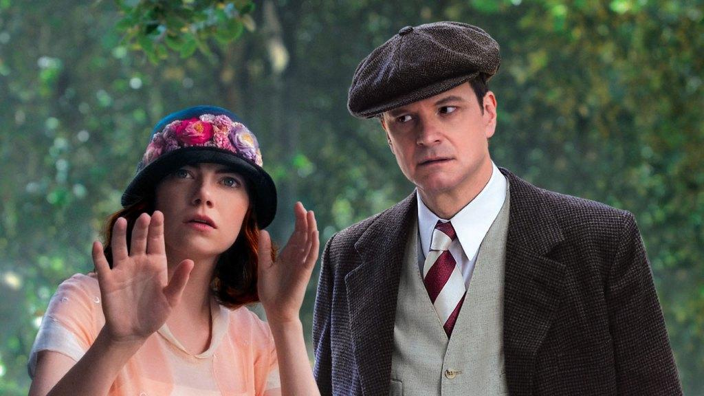 Magic in the Moonlight Woody Allen Colin Firth critique