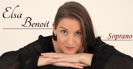 Elsa Benoit, une soprano française à Munich