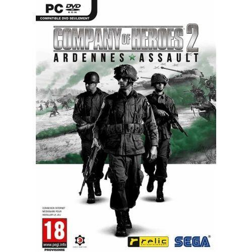 L'extension standalone Company of Heroes 2 : Ardennes Assault est disponible !