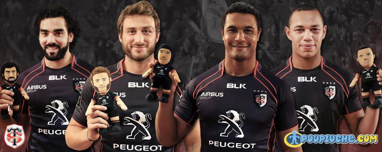 photo poupluches rugby stade toulousain