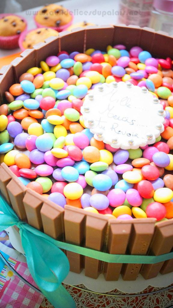 Gateau Au Chocolat Kit Kat Smarties Paperblog