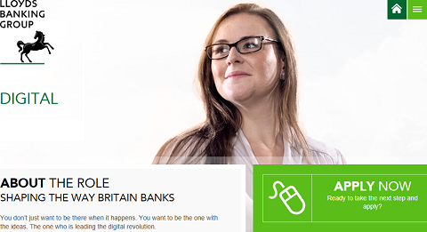 Lloyds Banking Group - Talent Digital