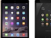 tablette Nokia n'est sans rappeler l'iPad mini