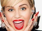 Miley Cyrus vedette collants Golden Lady.