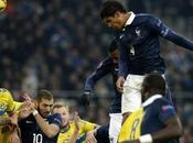 Football éliminatoires l'euro 2016, équipe France 2015