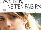 """livre à l'écran """"Je vais bien, t'en fais pas"""" d'Olivier Adam Phillipe"""