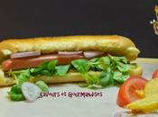 Hot-Dog GABE façon.