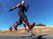 Défier Usain Bolt grâce bottes bioniques
