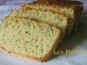 Cake moelleux citron
