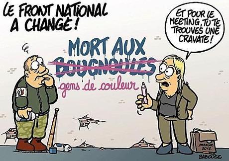 Chronique du Front National à Cognac
