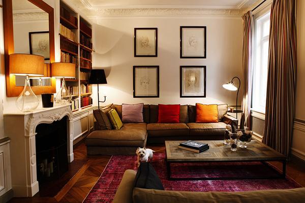 Awesome Comment Eclairer Un Salon Sombre Pictures - Matkin.info ...