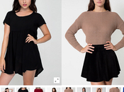 Mode, American Apparel, conditions travail