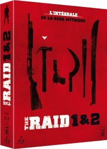 the-raid-1-et-2-cofret-blu-ray-wild-side