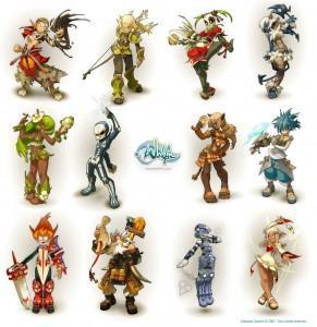 Wakfu_Characters_by_gueuzav