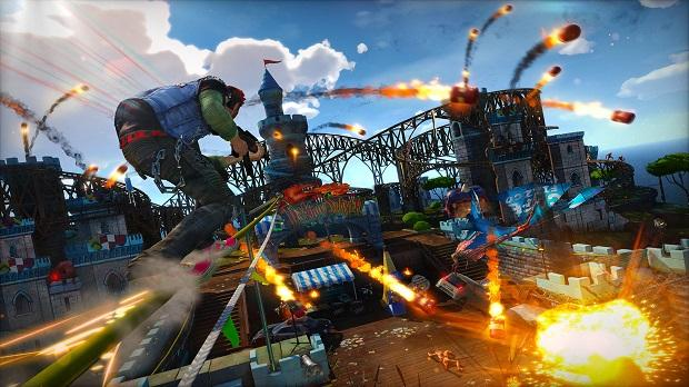 Sunset Overdrive Xbox One  Test : Sunset Overdrive