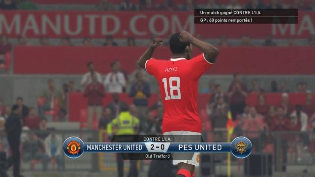 [Test] Pro Evolution Soccer 2015 – Xbox One