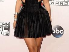plus beaux look carpet American Music Awards 2014...